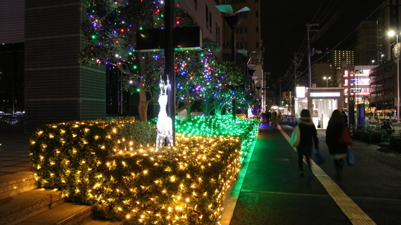 JR仙台駅前_d0202264_426555.jpg