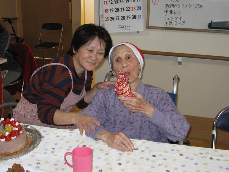 オレンジカフェでクリスマス会_e0191174_21213050.jpg