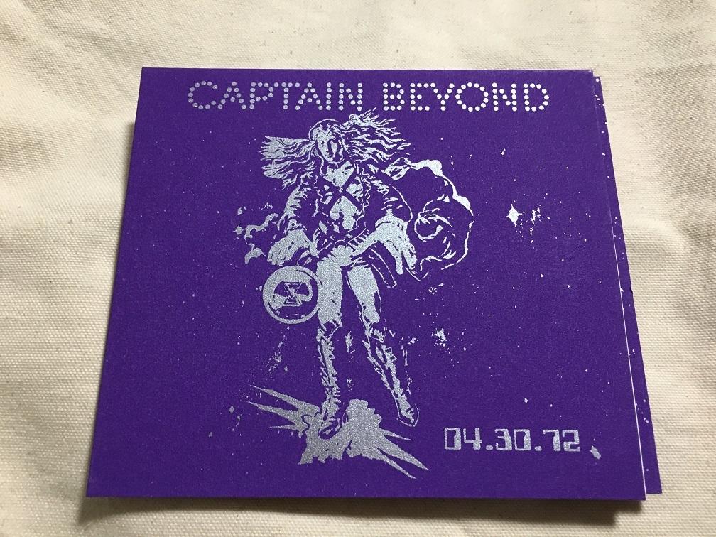 "captain beyond""04.30.72"" ~マルハチ私的名盤百選その63~_e0052576_01250695.jpg"