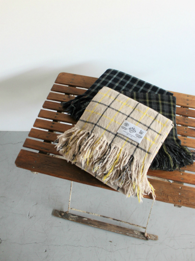 R&D.M.Co- WOOL BLANKET _b0139281_14454820.jpg