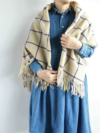 R&D.M.Co- WOOL BLANKET _b0139281_14455343.jpg