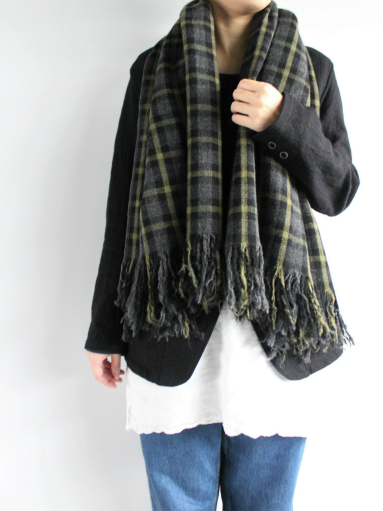 R&D.M.Co- WOOL BLANKET _b0139281_14455783.jpg