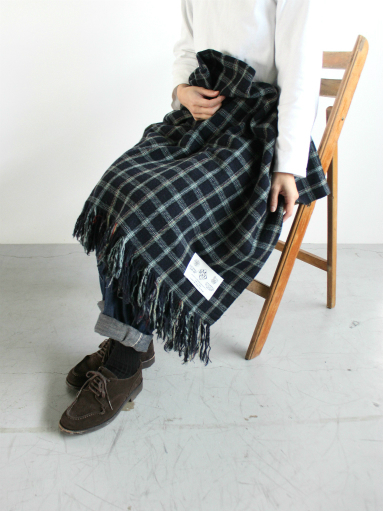 R&D.M.Co- WOOL BLANKET _b0139281_1446261.jpg