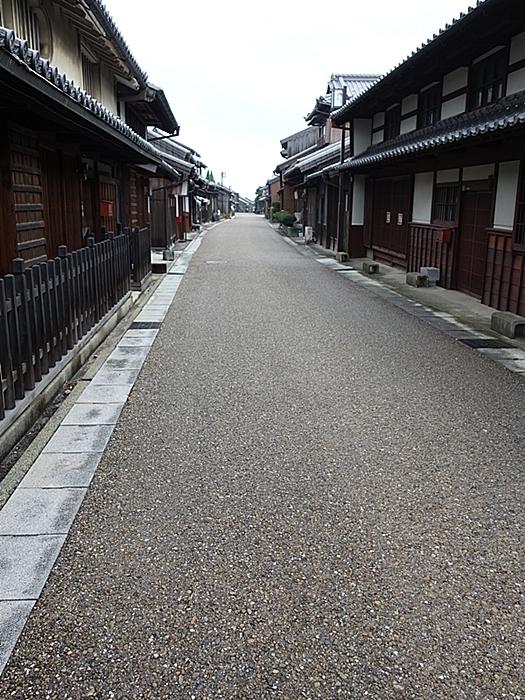 今年歩いた道//東海道関宿_b0018682_14392820.jpg