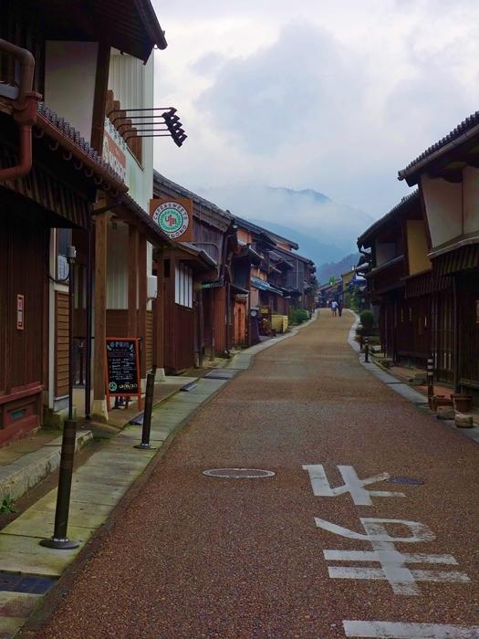 今年歩いた道//東海道関宿_b0018682_14403382.jpg