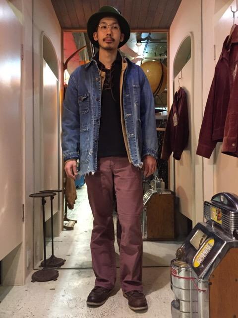 2016年ラストコーディネート!!(大阪アメ村店)_c0078587_17101244.jpg