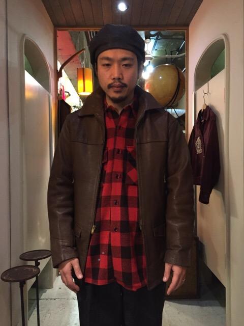 2016年ラストコーディネート!!(大阪アメ村店)_c0078587_1711391.jpg