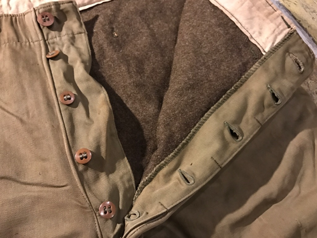 50\'s US.Army M-50Field JKT!40\'s Winter Khaki Pants!!!(T.W.神戸店)_c0078587_20272329.jpg