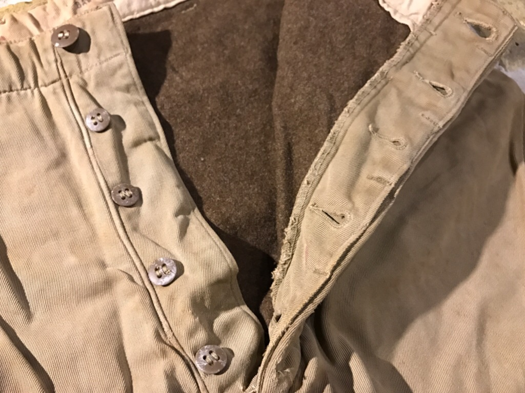50\'s US.Army M-50Field JKT!40\'s Winter Khaki Pants!!!(T.W.神戸店)_c0078587_20293276.jpg