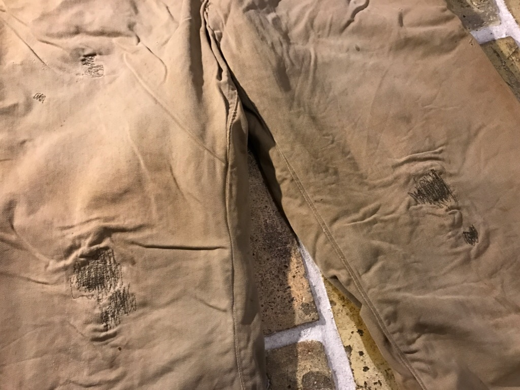 50\'s US.Army M-50Field JKT!40\'s Winter Khaki Pants!!!(T.W.神戸店)_c0078587_2030475.jpg