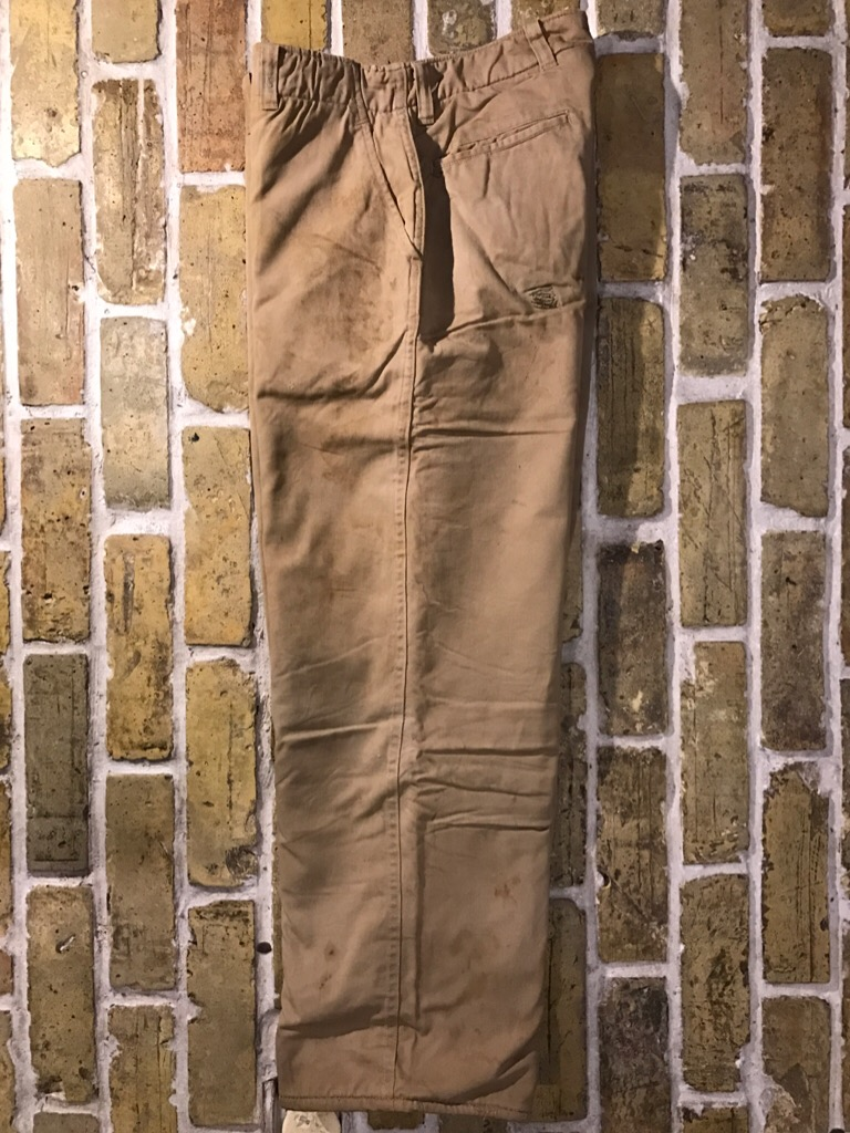 50\'s US.Army M-50Field JKT!40\'s Winter Khaki Pants!!!(T.W.神戸店)_c0078587_2031028.jpg