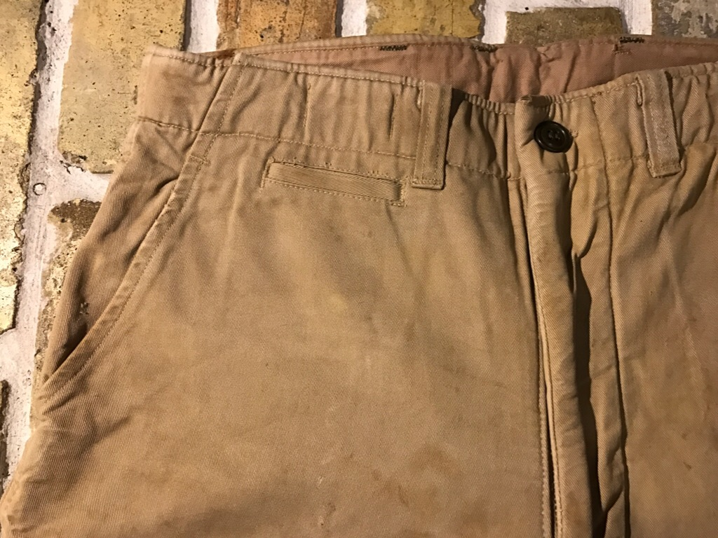 50\'s US.Army M-50Field JKT!40\'s Winter Khaki Pants!!!(T.W.神戸店)_c0078587_20311913.jpg