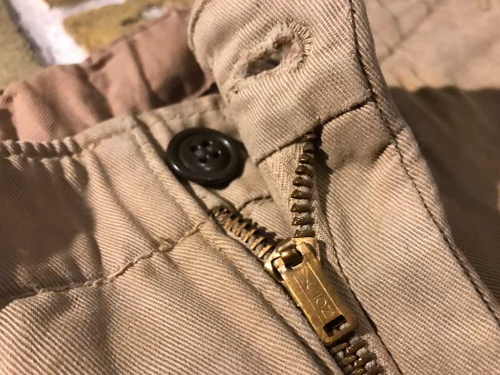 50\'s US.Army M-50Field JKT!40\'s Winter Khaki Pants!!!(T.W.神戸店)_c0078587_20312854.jpg