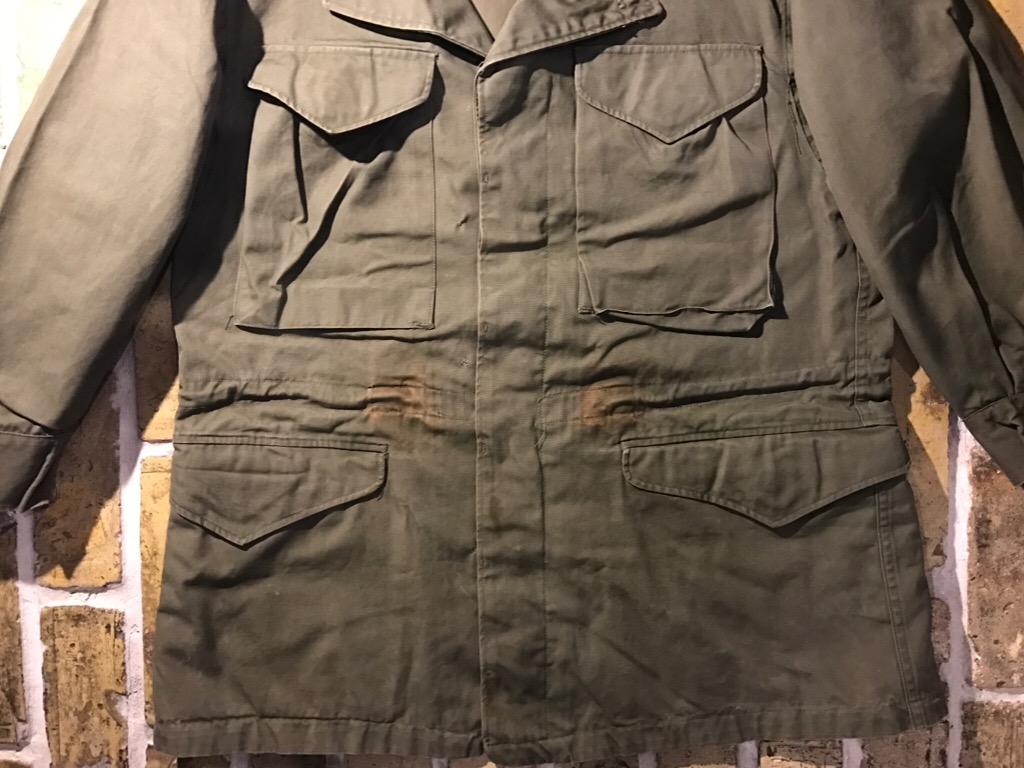 50\'s US.Army M-50Field JKT!40\'s Winter Khaki Pants!!!(T.W.神戸店)_c0078587_21103890.jpg