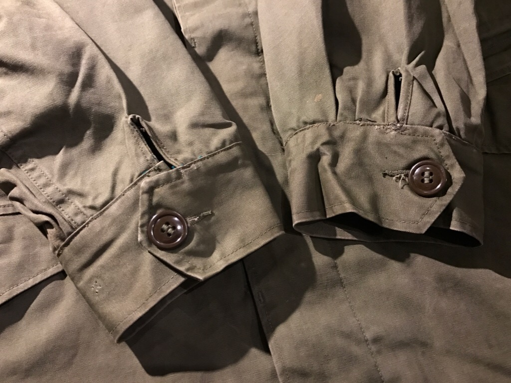 50\'s US.Army M-50Field JKT!40\'s Winter Khaki Pants!!!(T.W.神戸店)_c0078587_21111625.jpg