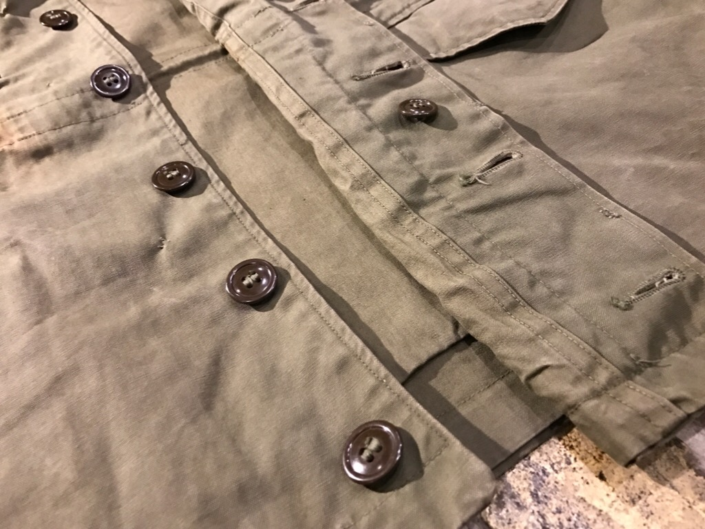 50\'s US.Army M-50Field JKT!40\'s Winter Khaki Pants!!!(T.W.神戸店)_c0078587_21113578.jpg
