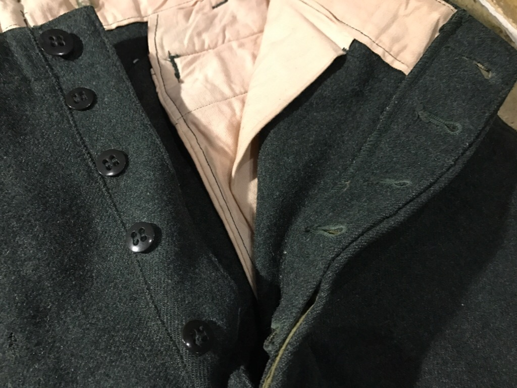 50\'s US.Army M-50Field JKT!40\'s Winter Khaki Pants!!!(T.W.神戸店)_c0078587_21324057.jpg