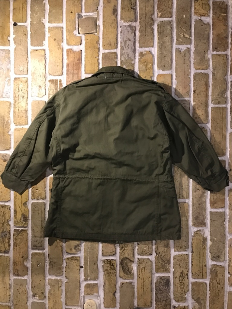50\'s US.Army M-50Field JKT!40\'s Winter Khaki Pants!!!(T.W.神戸店)_c0078587_2183741.jpg
