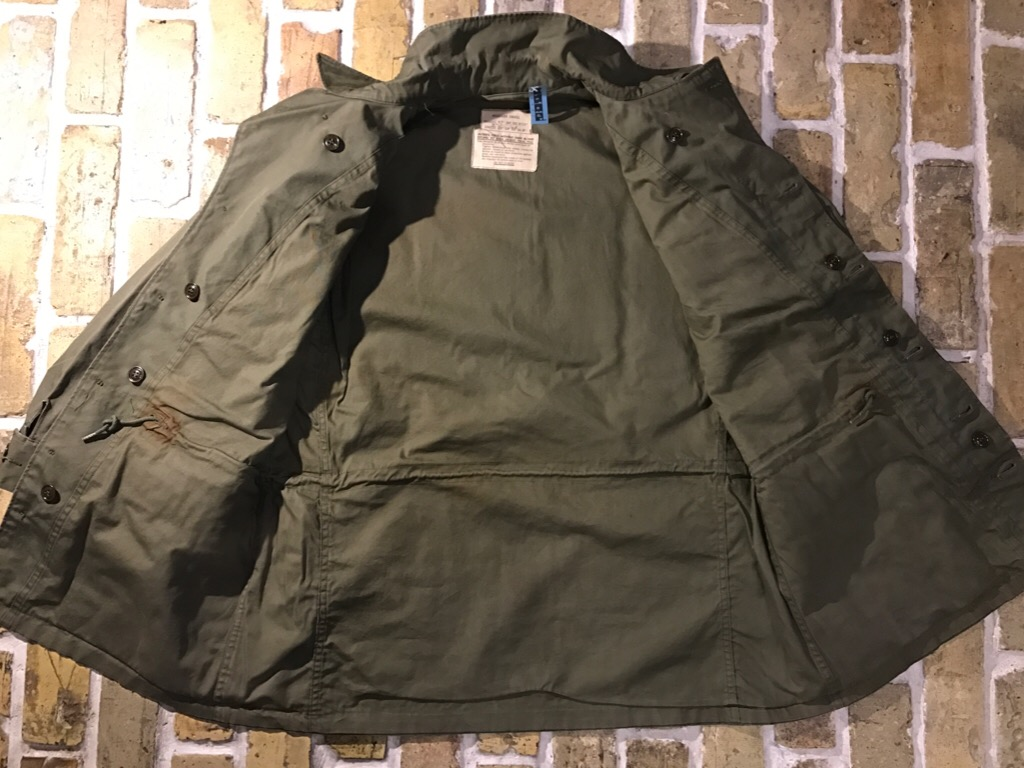 50\'s US.Army M-50Field JKT!40\'s Winter Khaki Pants!!!(T.W.神戸店)_c0078587_2191846.jpg