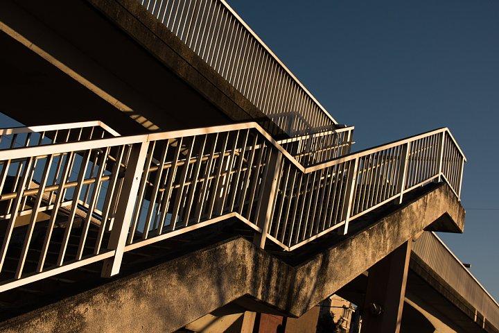 黄昏のペデストリアンデッキにまとわりつく光蜥蜴 (写真部門)_d0353489_0125753.jpg