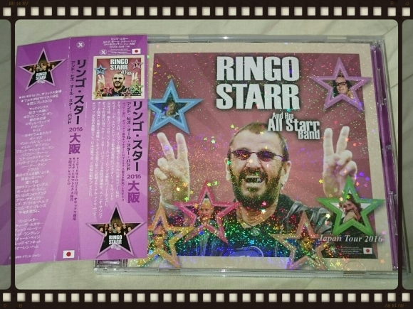 RINGO STARR and His all Starr band / 2016 OSAKA_b0042308_06032115.jpg