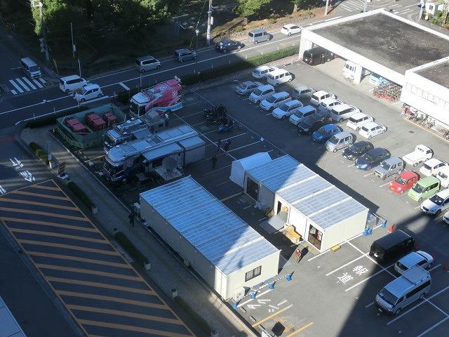 明日10時にスタート! 着々と準備が進む富士山女子駅伝_f0141310_83057.jpg