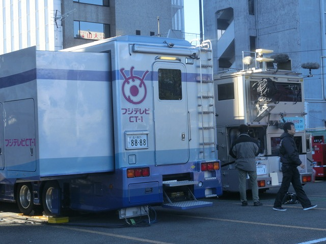 明日10時にスタート! 着々と準備が進む富士山女子駅伝_f0141310_835769.jpg