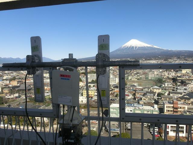 明日10時にスタート! 着々と準備が進む富士山女子駅伝_f0141310_841994.jpg