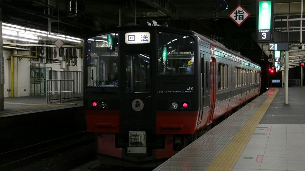 JR仙台駅で撮り鉄 フルーティア フクシマ_d0202264_18595723.jpg