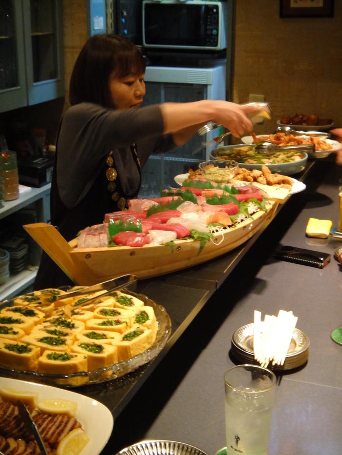 ◆2016 WUB関西 忘年会 ~渡しに揺られ西天下茶屋・志津へ~_f0238779_8342392.jpg
