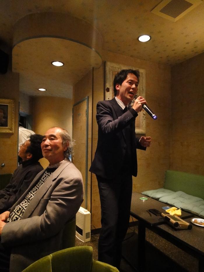 ◆2016 WUB関西 忘年会 ~渡しに揺られ西天下茶屋・志津へ~_f0238779_8371187.jpg