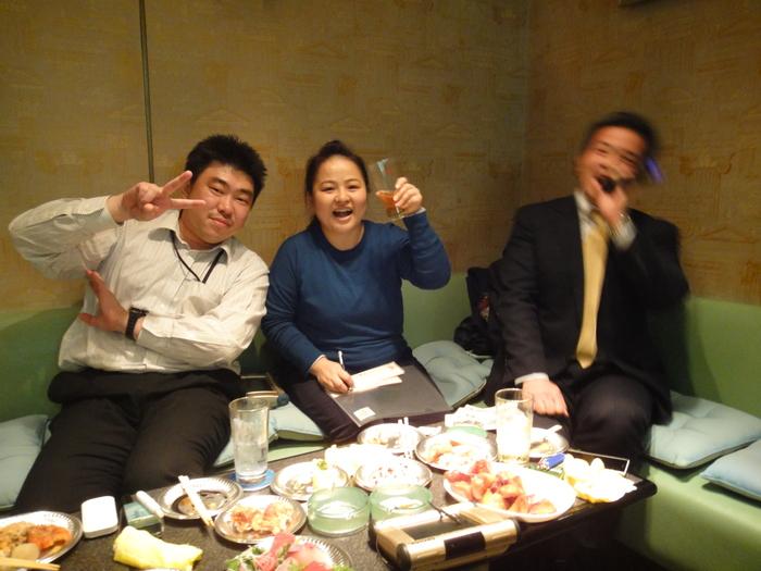 ◆2016 WUB関西 忘年会 ~渡しに揺られ西天下茶屋・志津へ~_f0238779_837459.jpg