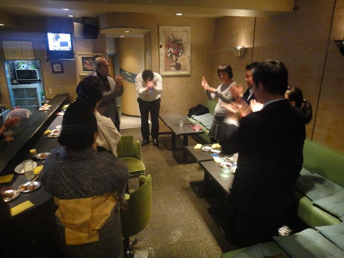 ◆2016 WUB関西 忘年会 ~渡しに揺られ西天下茶屋・志津へ~_f0238779_8402088.jpg