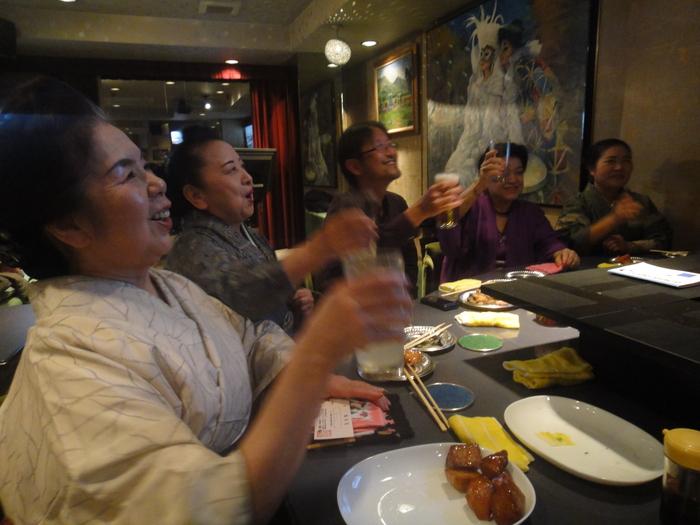 ◆2016 WUB関西 忘年会 ~渡しに揺られ西天下茶屋・志津へ~_f0238779_8411984.jpg