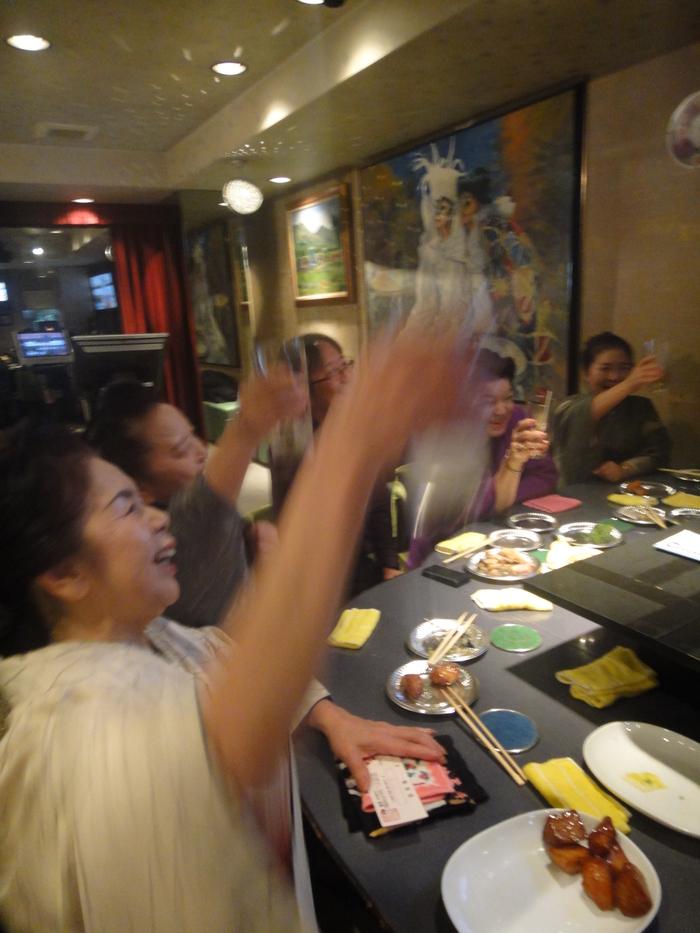 ◆2016 WUB関西 忘年会 ~渡しに揺られ西天下茶屋・志津へ~_f0238779_8413065.jpg