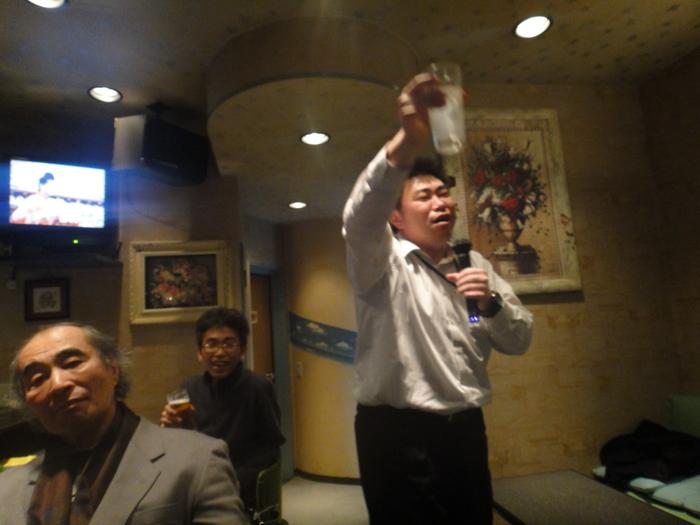 ◆2016 WUB関西 忘年会 ~渡しに揺られ西天下茶屋・志津へ~_f0238779_8414135.jpg