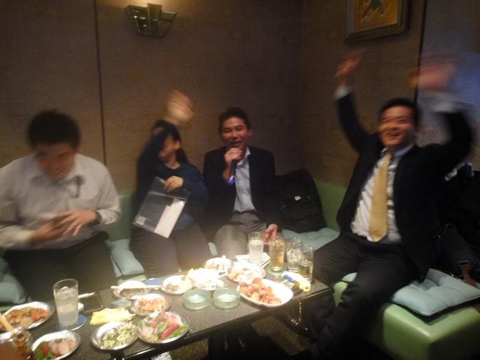 ◆2016 WUB関西 忘年会 ~渡しに揺られ西天下茶屋・志津へ~_f0238779_8422996.jpg