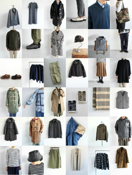 online store『 ARCHIVE STOCK SALE 』START!_b0139281_12232157.jpg