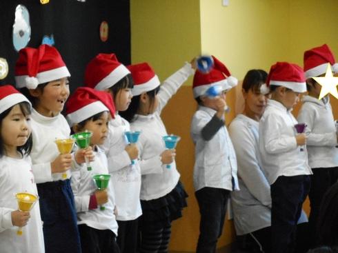 【千葉新田町園】クリスマス会_a0267292_1225331.jpg