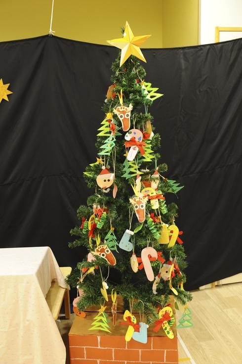 【鶴見園】クリスマス会_a0267292_1359252.jpg