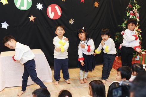 【鶴見園】クリスマス会_a0267292_14113750.jpg