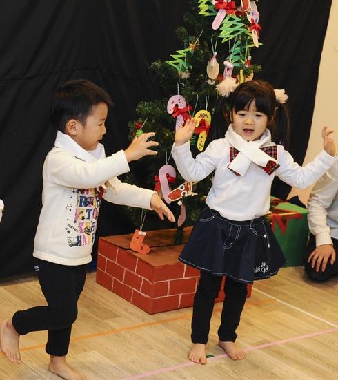 【鶴見園】クリスマス会_a0267292_1411519.jpg