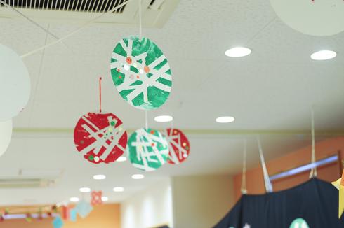 【鶴見園】クリスマス会_a0267292_1415888.jpg
