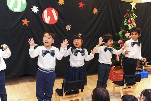 【鶴見園】クリスマス会 2_a0267292_14493198.jpg