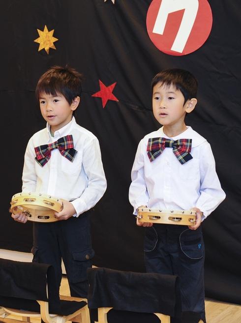 【鶴見園】クリスマス会 2_a0267292_14503494.jpg