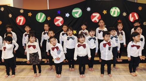【鶴見園】クリスマス会 2_a0267292_1454736.jpg