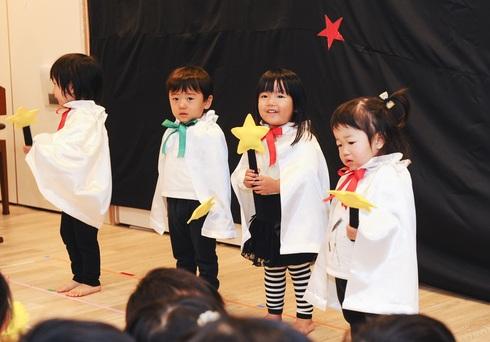 【鶴見園】クリスマス会_a0267292_1472534.jpg
