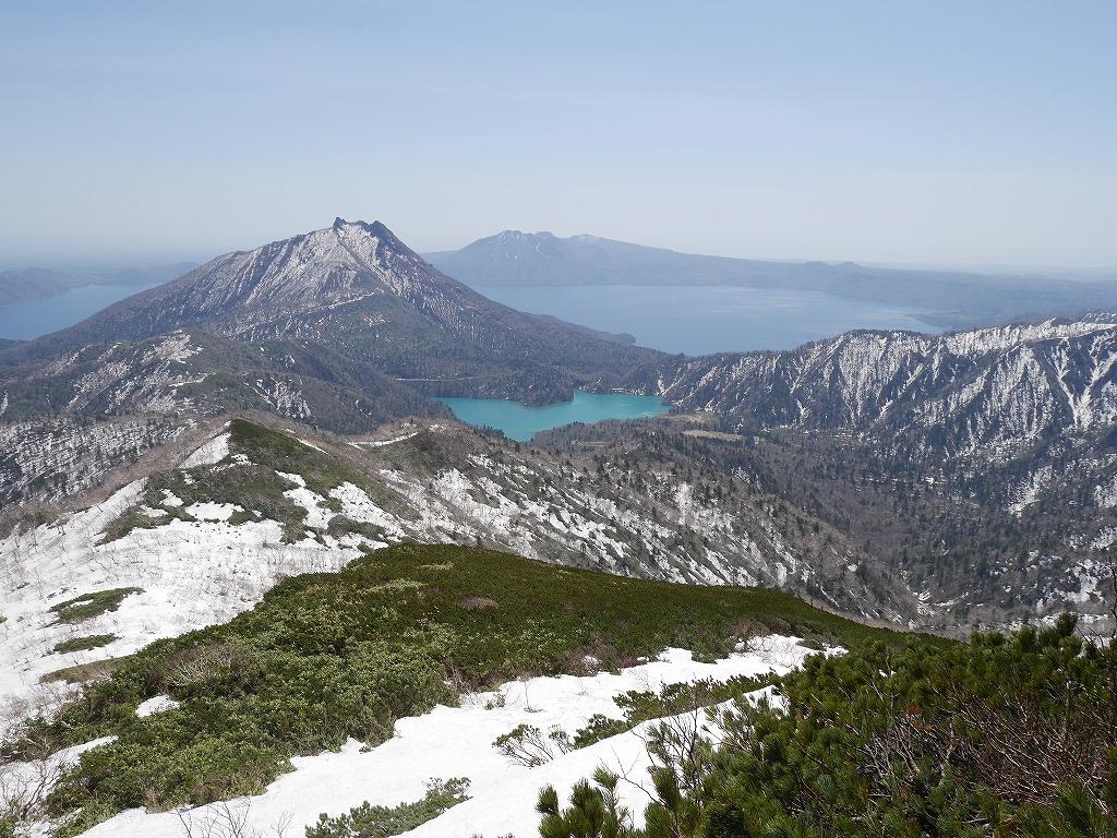 2016年の山-4月から6月編-_f0138096_13174217.jpg