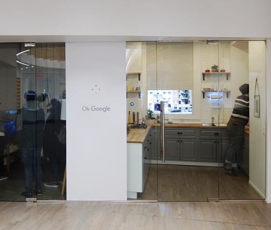 グーグルのポップアップストアMade by Google Google Home編_b0007805_2314610.jpg