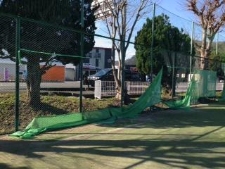 テニス防風ネット_d0155416_1541455.jpg